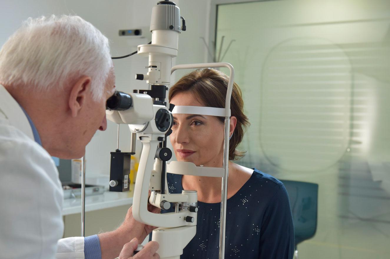 Kompletan oftamoloski pregled