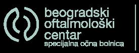 Beogradski Oftamoloski Centar logo