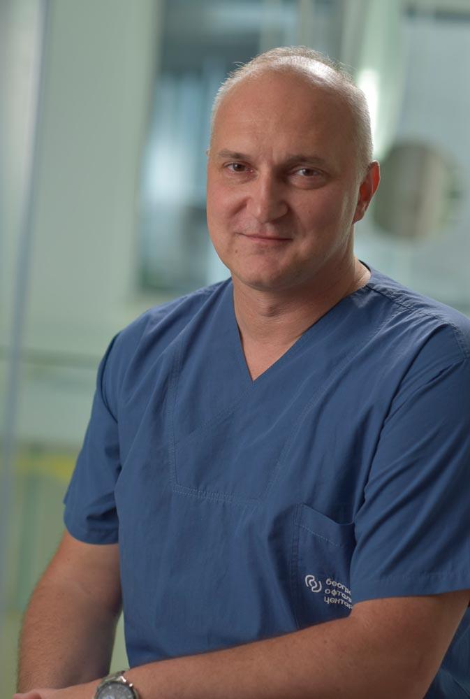 Doc. dr sc. med. Marko Kontić